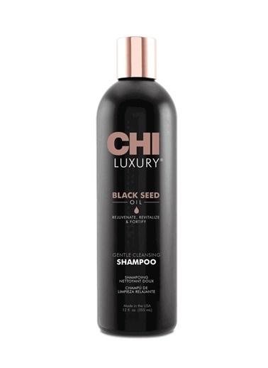 Chi Chi Luxury Black Seed- Arındırıcı Şampuan 355 Ml Renksiz